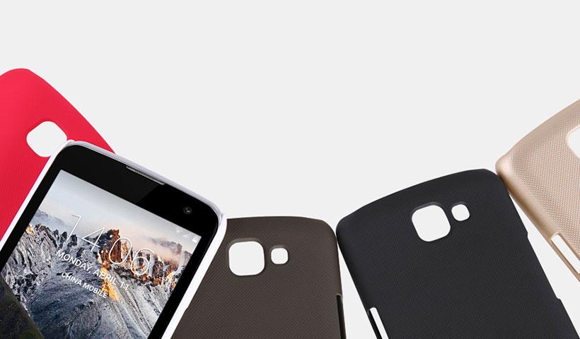 قاب فراستد ویژه گوشی LG K4