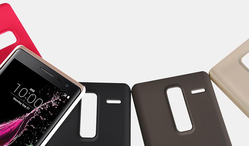 قاب فراستد ویژه گوشی LG Zero