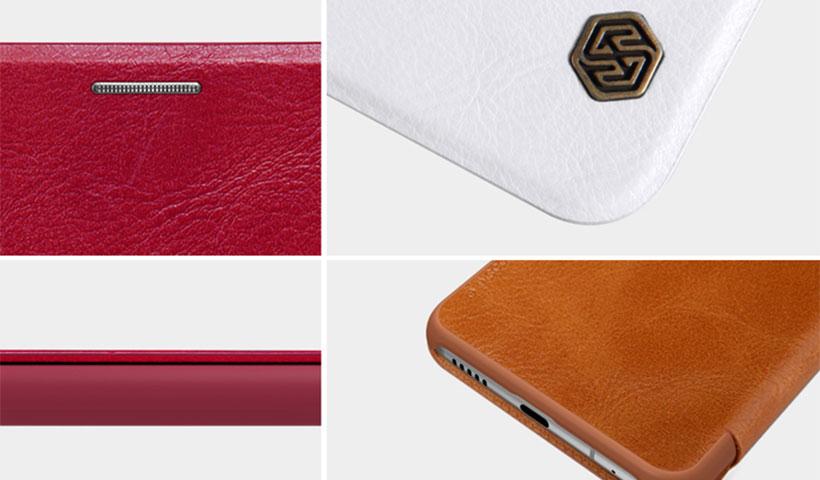 کیف چرمی نیلیکن مدل Qin، گوشی ال جی وی 30