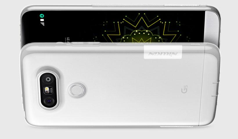 محافظ ژله ای گوشی LG G5