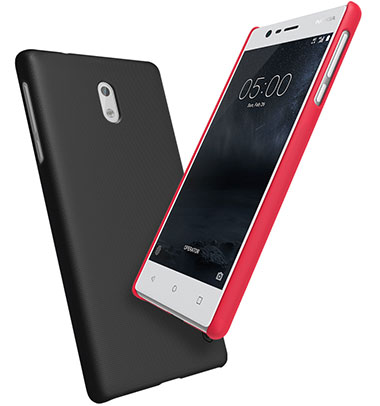 قاب محافظ نیلکین نوکیا Nillkin Super Frosted Shield Case Nokia 3