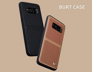 قاب چرمی نیلکین سامسونگ Nillkin Burt Case Samsung Galaxy S8 Plus