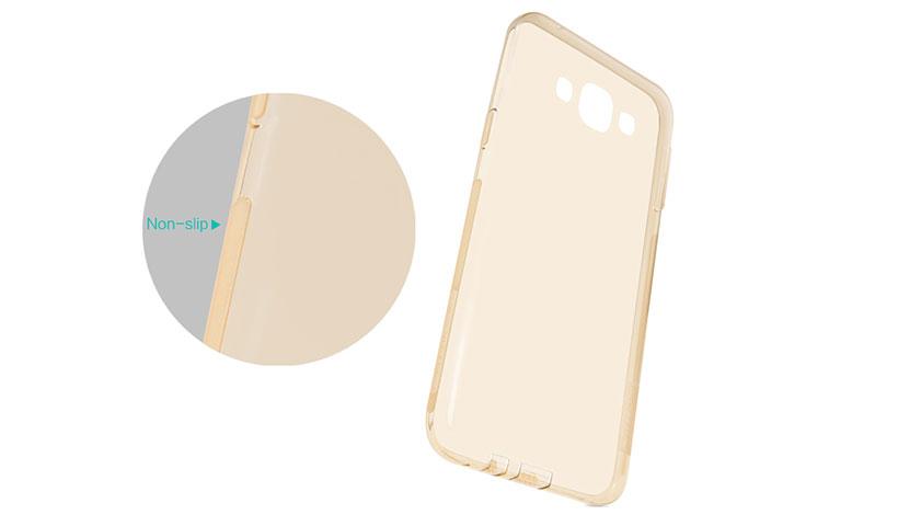محافظ ژله ای Samsung Galaxy E5 مارک Nillkin