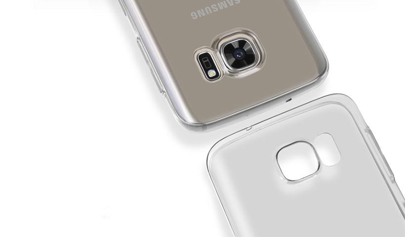 قاب ژله ای گوشی Samsung S7
