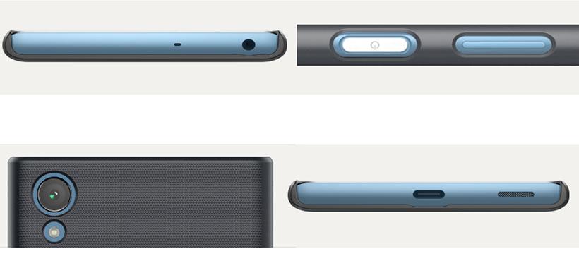 قاب فراستد شیلد نیلکین سونی Xperia XA1 Plus