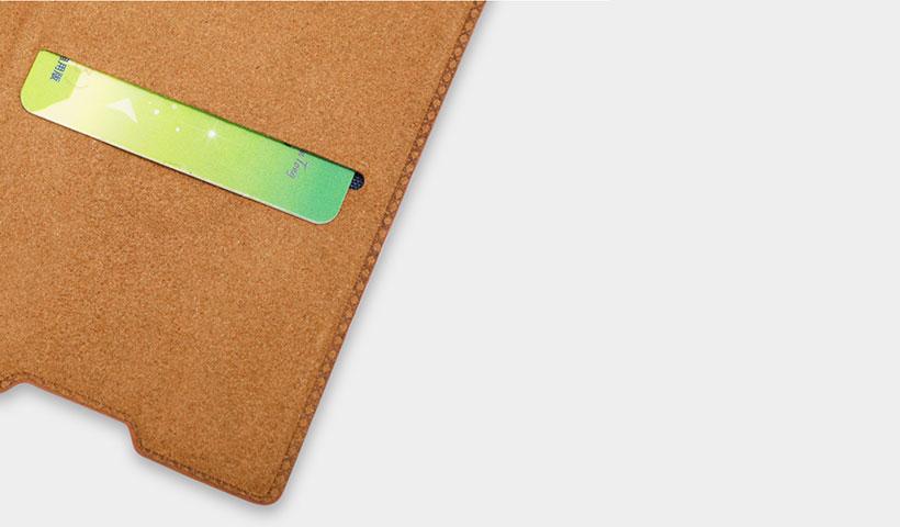 کیف چرمی نیلکین Qin سونی اکسپریا XA1 Plus