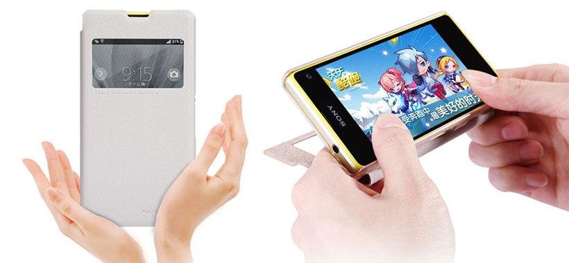 کیف نیلکین گوشی Sony Xperia Z1