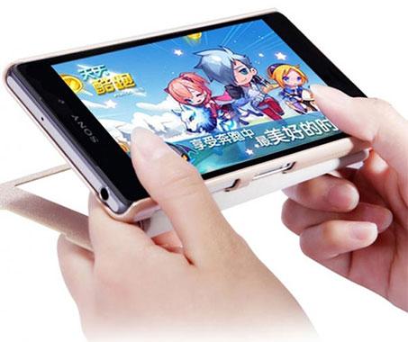 کیف نیلکین گوشی Sony Xperia Z2