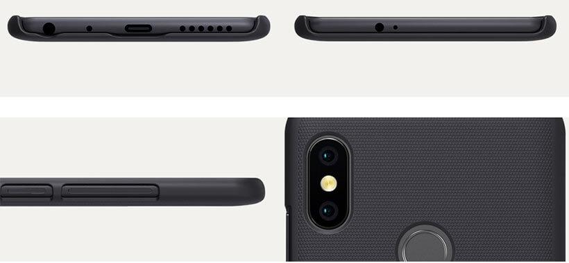 قاب محافظ شیائومی Redmi Note 5 Pro