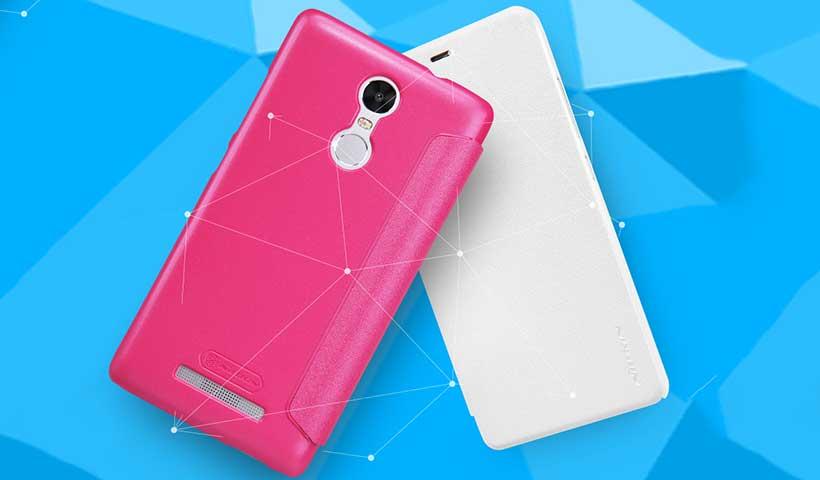 کیف نیلکین Nillkin Sparkle for Xiaomi Redmi Note 3