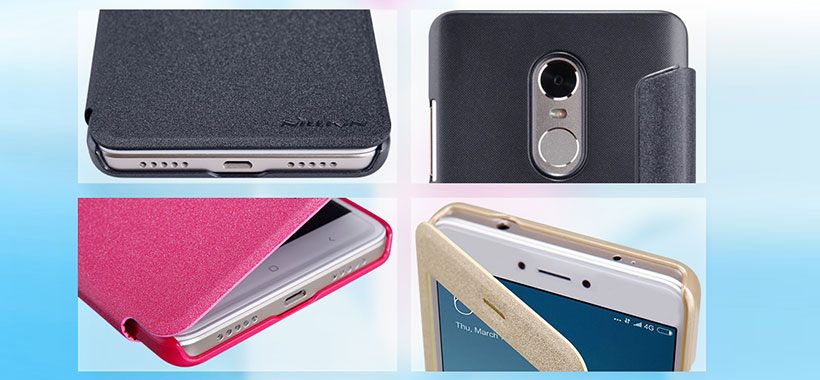 کیف محافظ نیلکین شیائومی Note 4X