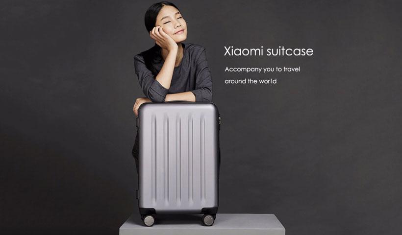 چمدان چرخ دار 20 اینچی شیائومی Xiaomi Mi Trolley 90 Points Suitcase
