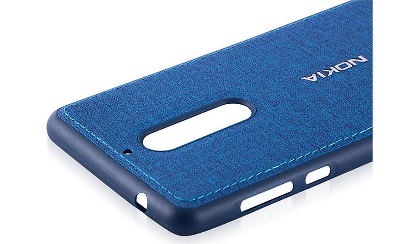 کاور ژله ای Nokia 5
