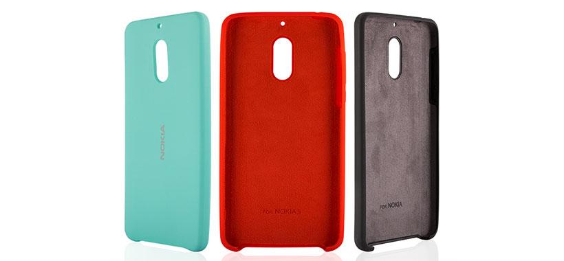 محافظ سیلیکونی نوکیا Nokia 5