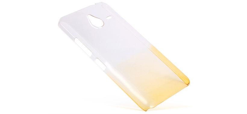 قاب محافظ شفاف ماکروسافت Lumia 640 XL