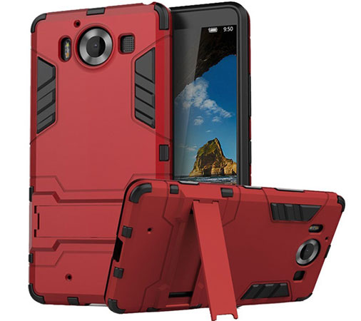 گارد محافظ هواوی Microsoft Lumia 950 Standing Cover