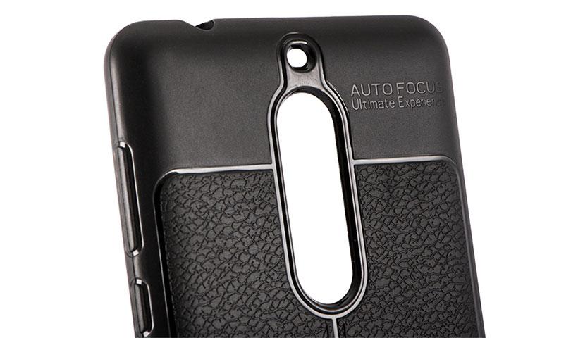 کاور ژله ای ریمکس ویژه گوشی هوشمند نوکیا 5