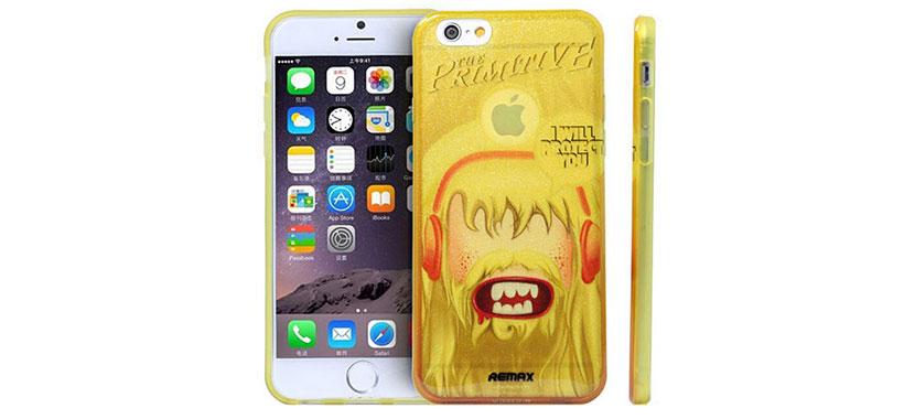 محافظ ژله ای ریمکس iPhone 6/6s