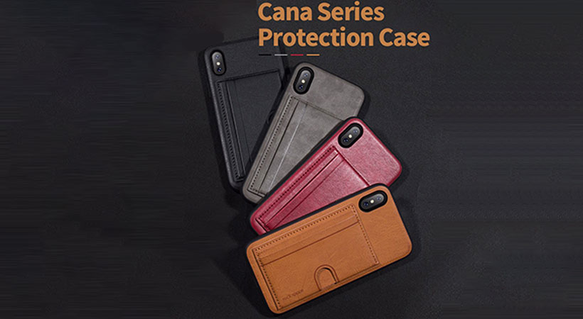 قاب محافظ راک آیفون Rockspace Cana Series Protection Case Apple iPhone X