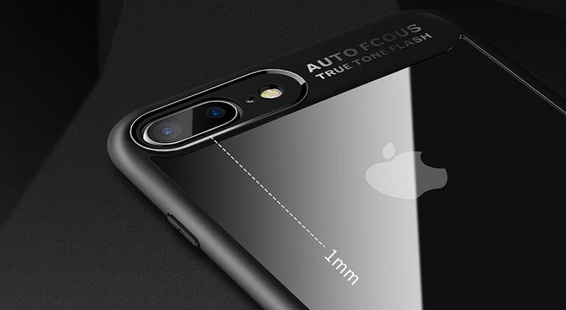 قاب محافظ راک آیفون Rock Clarity Series Case Apple iPhone 7 Plus