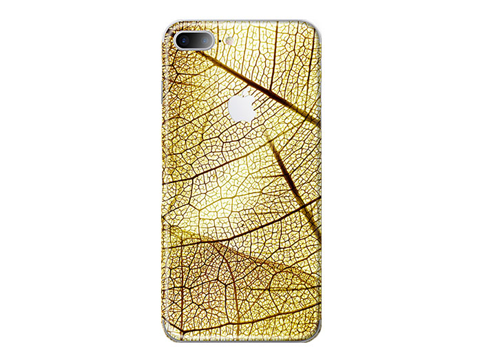 برچسب محافظ طرح دار راک آیفون Rock Autumn Leaf Creative Protector Apple iPhone 7 Plus