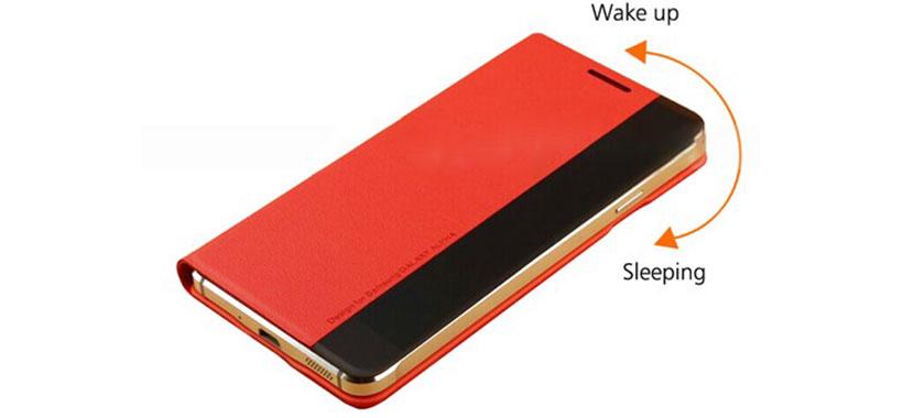 خاموش روشن خودکار نمایشگر با باز و بستن درب کیف محافظ