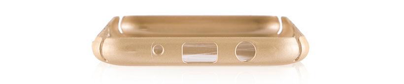 پوشش رنگ طلایی قاب سامسونگ