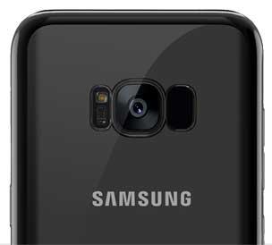 دسترسی کامل به دوربین گوشی s8 با محافظ ژله ای جویروم
