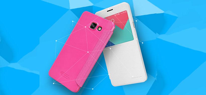 خرید کیف Samsung Galaxy A7 2016 مارک Nillkin Sparkle