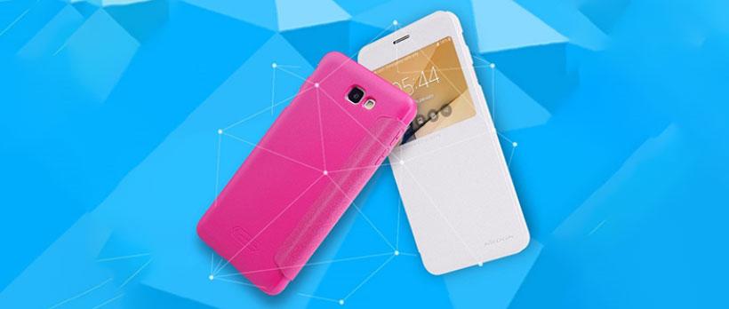 کیف محافظ نیلکین سامسونگ Nillkin Sparkle Case Samsung Galaxy J7 Prime