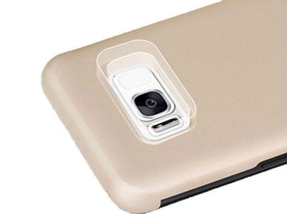 کیف محافظ سامسونگ گلکسی S8 با ضخامت مناسب در اطراف دوربین