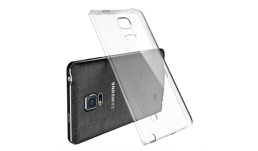 کاور ژلهای Samsung Galaxy Note 4