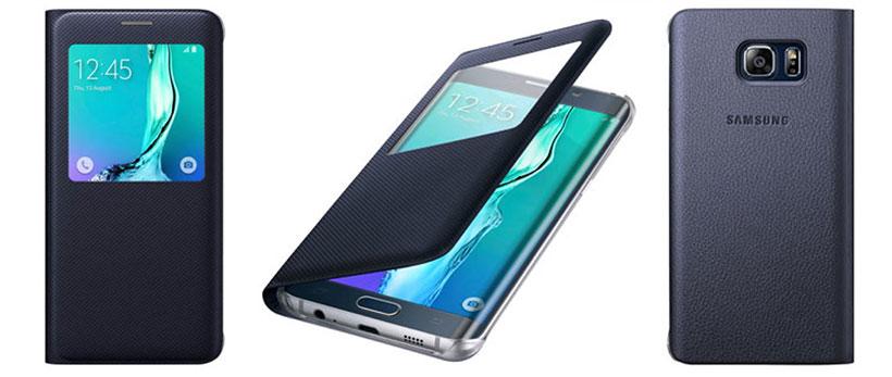 کیف هوشمند سامسونگ S6 Edge Plus