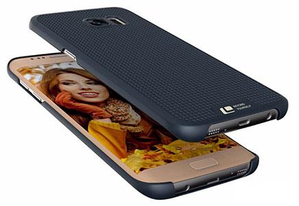 قاب محافظ سامسونگ S7 Edge مدل Loopee Brathe Plus