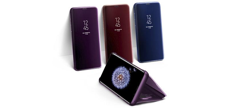 کیف محافظ اصلی سامسونگ Galaxy S9 Plus