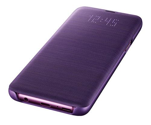 کاور ال ای دی اصلی سامسونگ گلکسی اس 9 پلاس Samsung Galaxy S9 LED View Cover