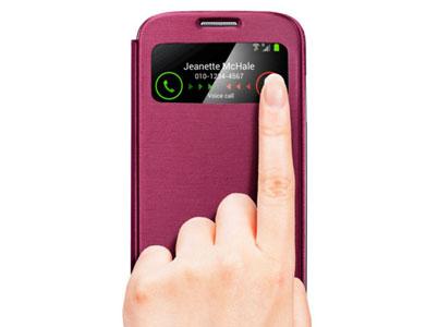 پنجره نمایشگر با قابلیت لمس Galaxy S4
