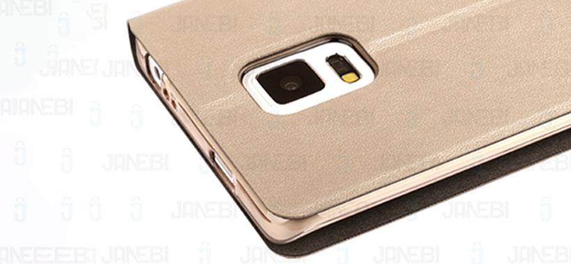 کیف چرمی یوسامز سامسونگ Galaxy Note Edge