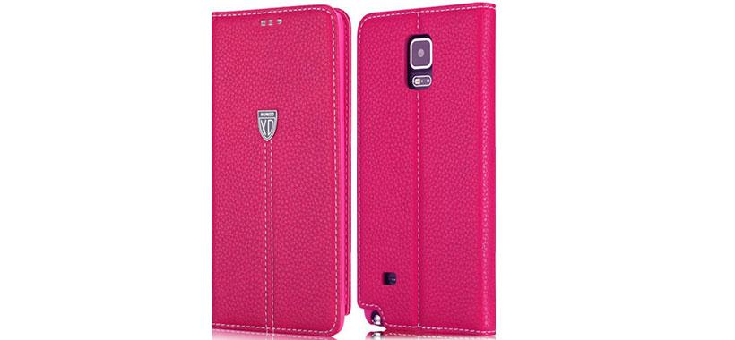 کیف محافظ چرمی سامسونگ Note 4