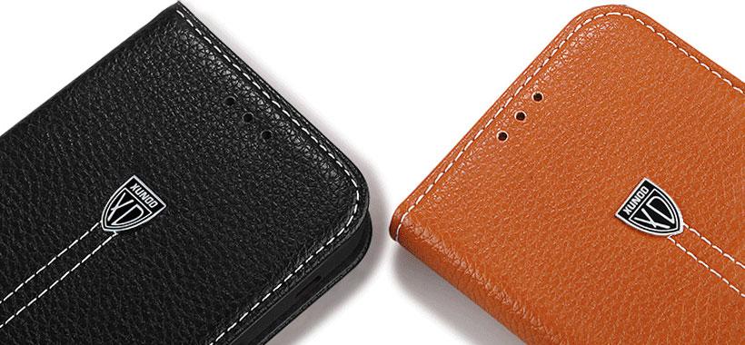 کیف محافظ چرمی سامسونگ Galaxy S8