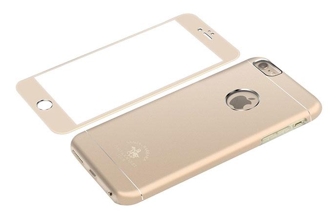 قاب و محافظ صفحه نمایش آیفون Santa Barbara Polo Blaze Apple iPhone 6 Plus