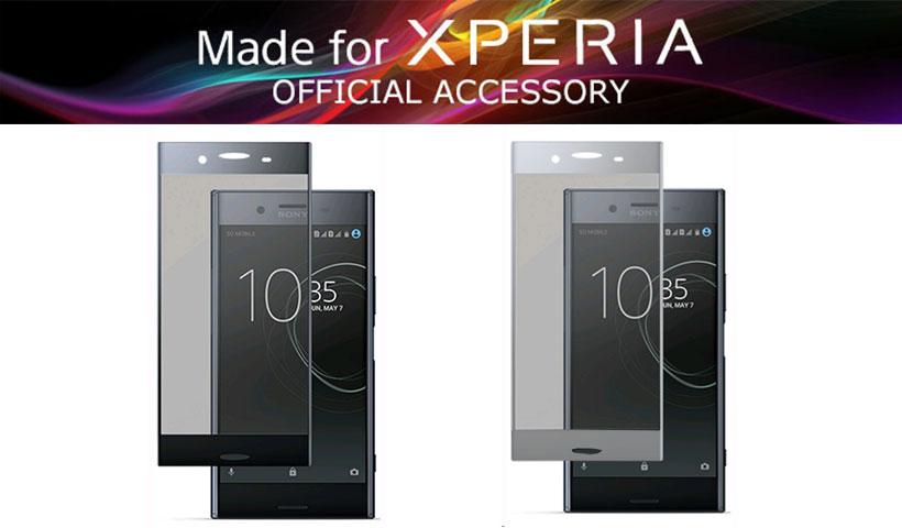 محافظ شیشه ای راکسفیت سونی XZ Premium