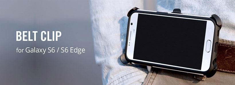 قاب محافظ اسپیگن سامسونگ Belt Clip S6 Edge