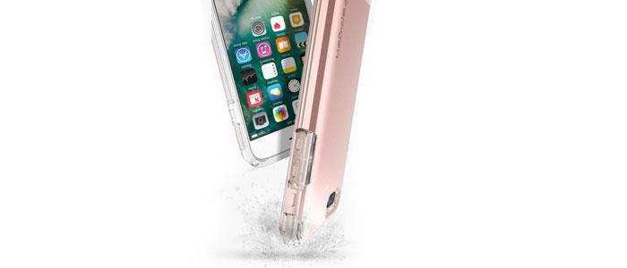 قاب محافظ گوشی آیفون 7 پلاس با مقاومت بالا در برابر افتادن