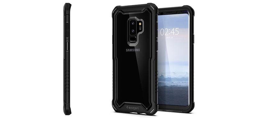 قاب اسپیگن برای گوشی سامسونگ S9 Plus