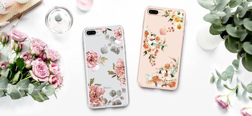 محافظ ژله ای اسپیگن آیفون iPhone 8 Plus