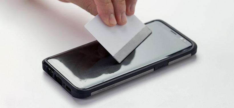 محافظ صفحه نمایش اسپیگن برای گلکسی اس 9