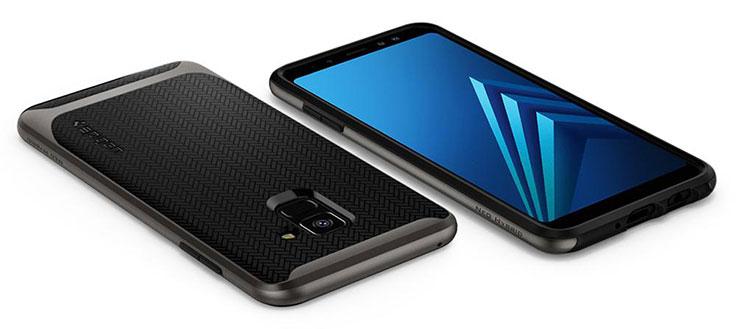 قاب محافظ اسپیگن سامسونگ Spigen Neo Hybrid Case Samsung Galaxy A8 2018