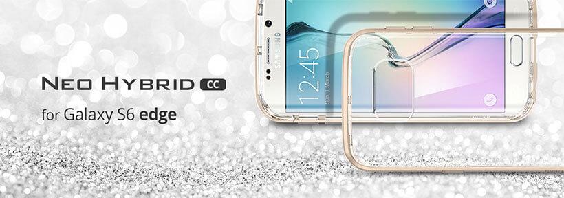 قاب محافظ اسپیگن سامسونگ Galaxy S6 Edge