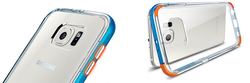 پوشش روی دکمه ها و مقاومت گوشه های موبایل در برابر ضربه